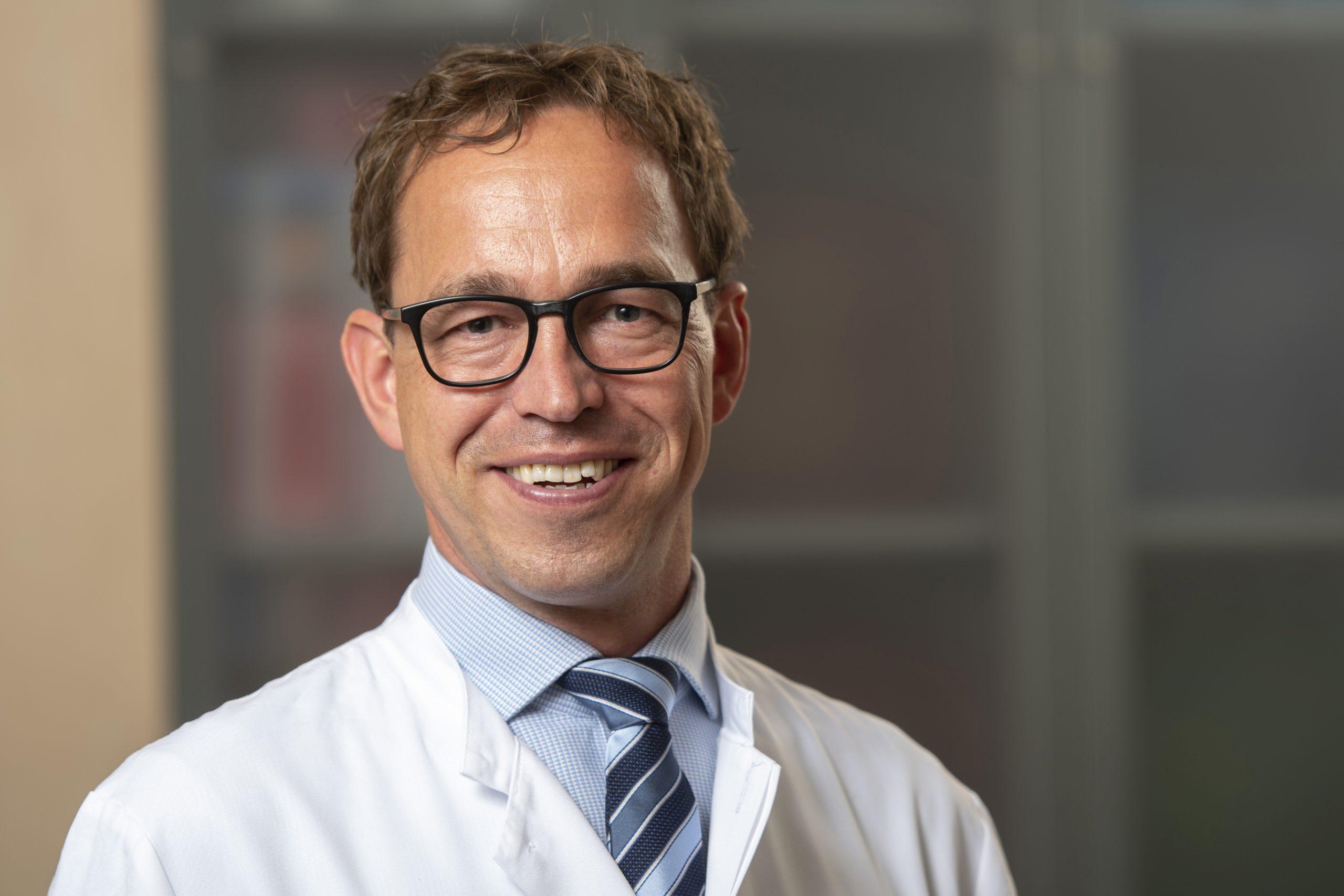 Dr. Degen ist neuer Chefarzt der Klinik für Kardiologie
