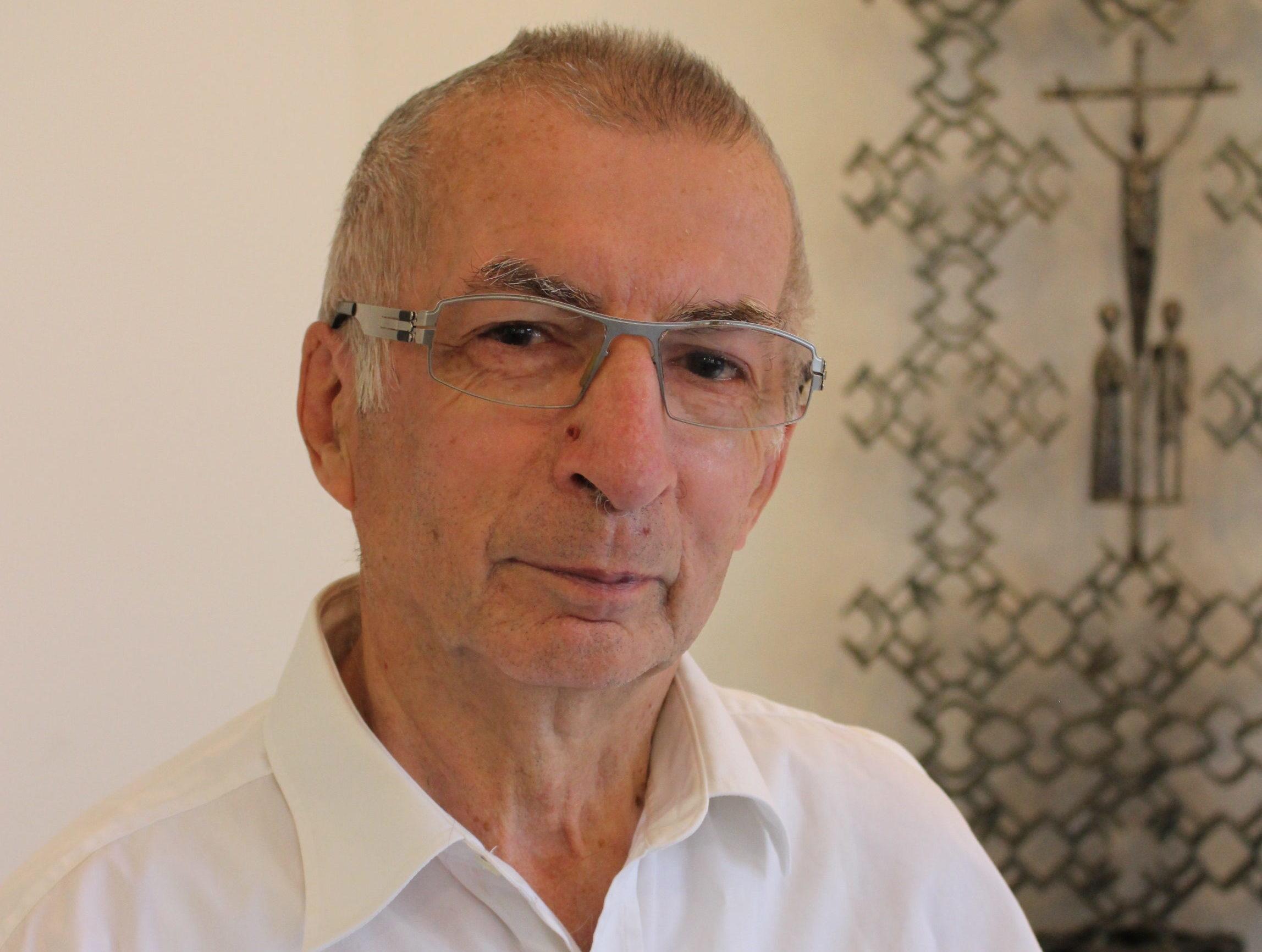 Pfarrer Werner: Gute Wünsche für den Ruhestand
