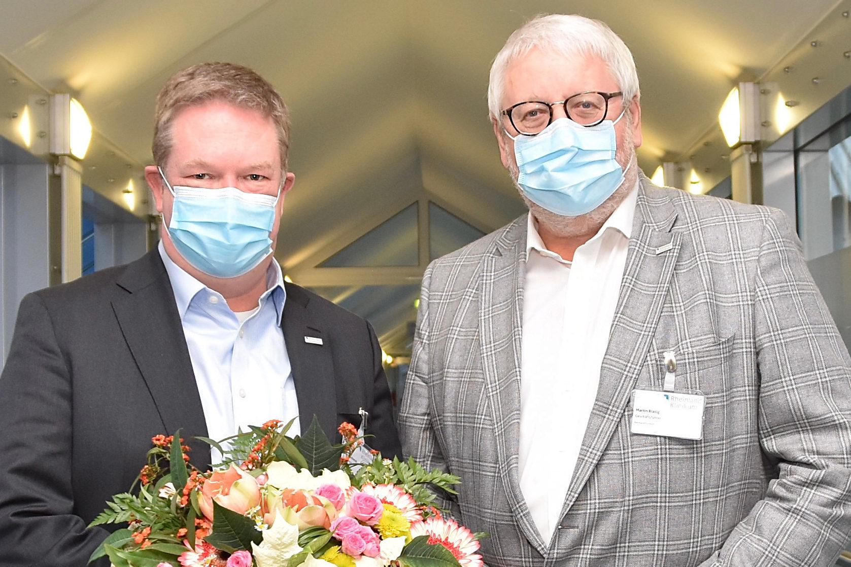 Georg Schmidt ist neuer Geschäftsführer