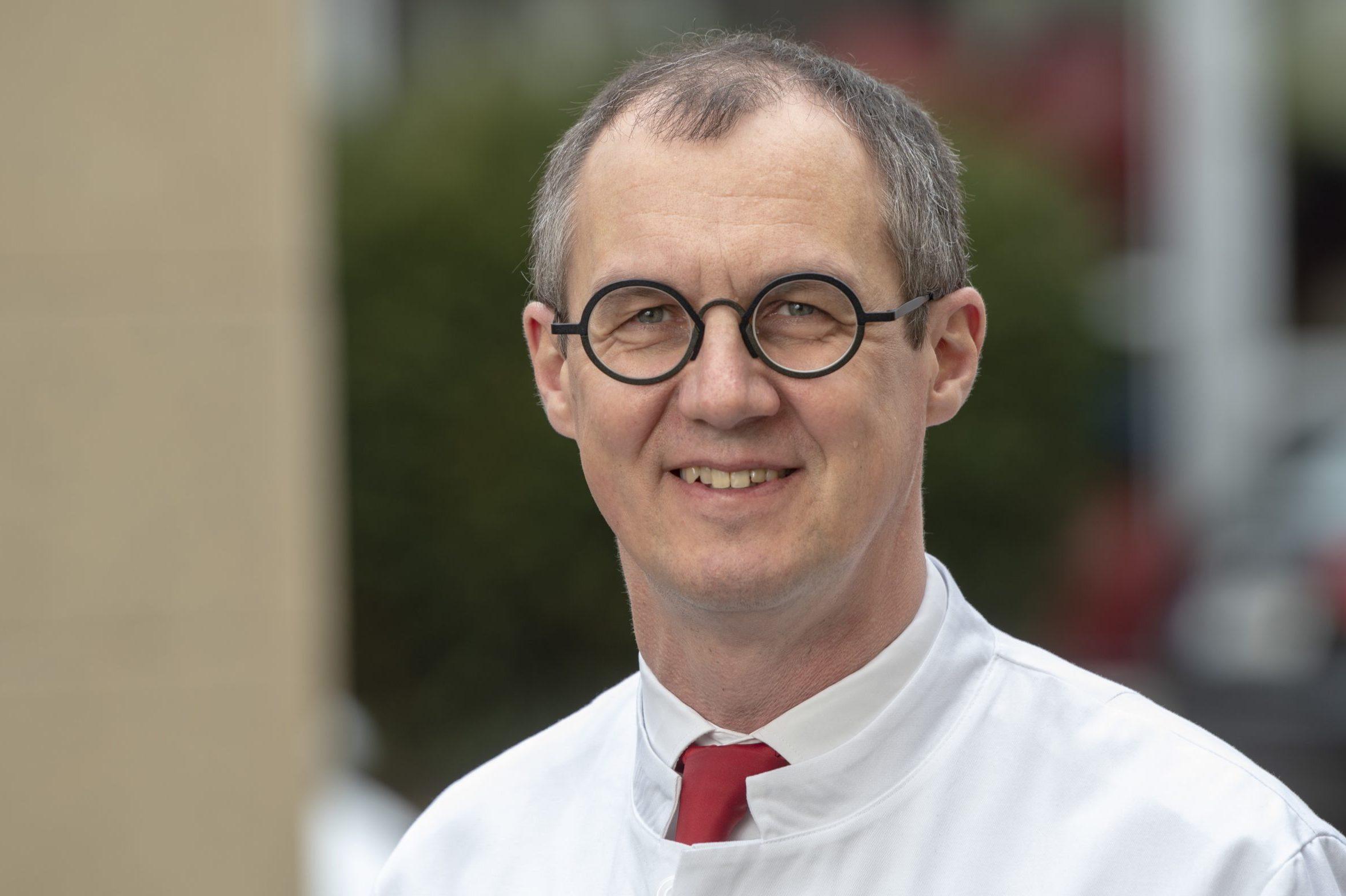 Chefarzt-Wechsel in der Geriatrie: Dr. Oliver Franz