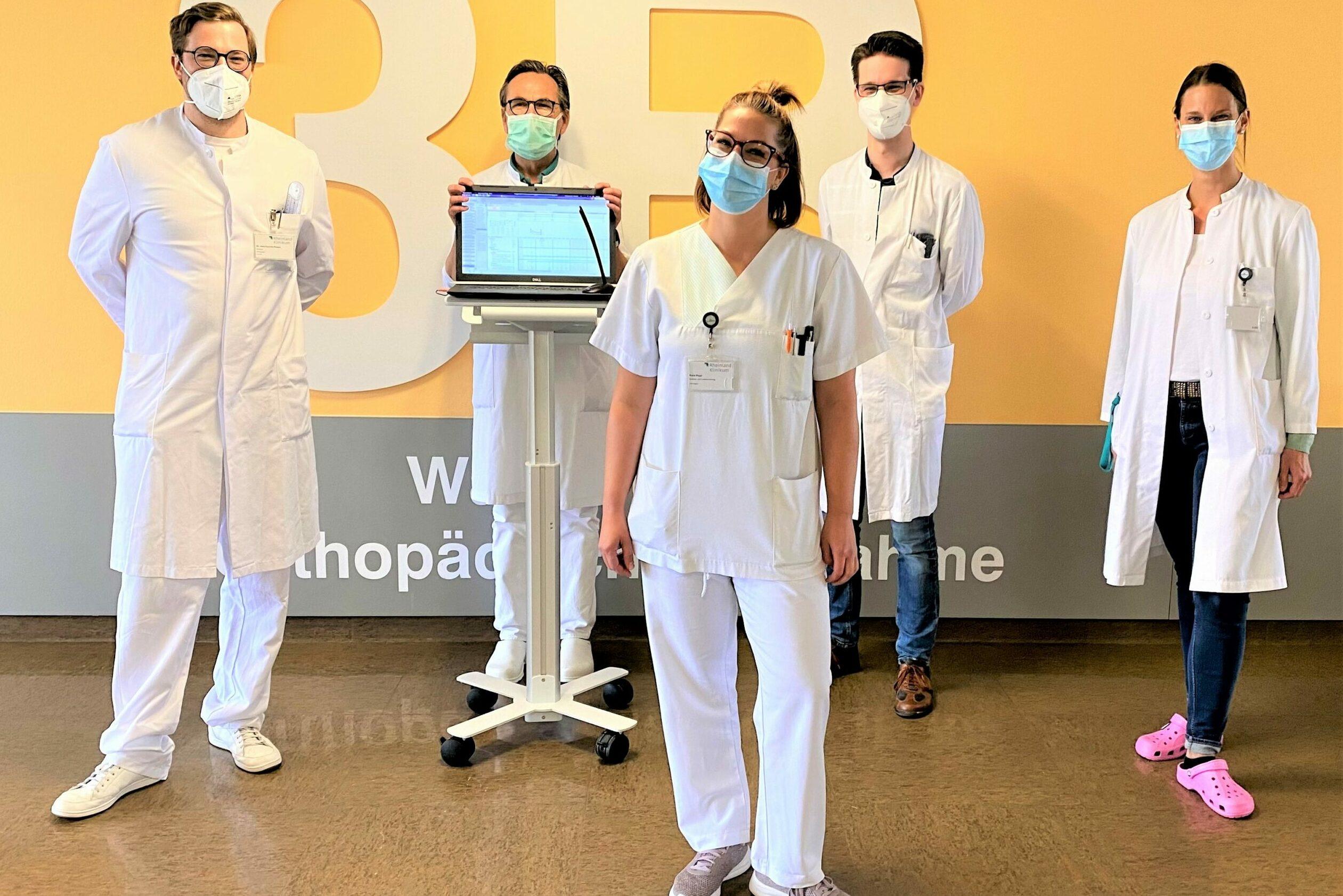 Digitale Patientenakte: Erfolgreiches Pilotprojekt